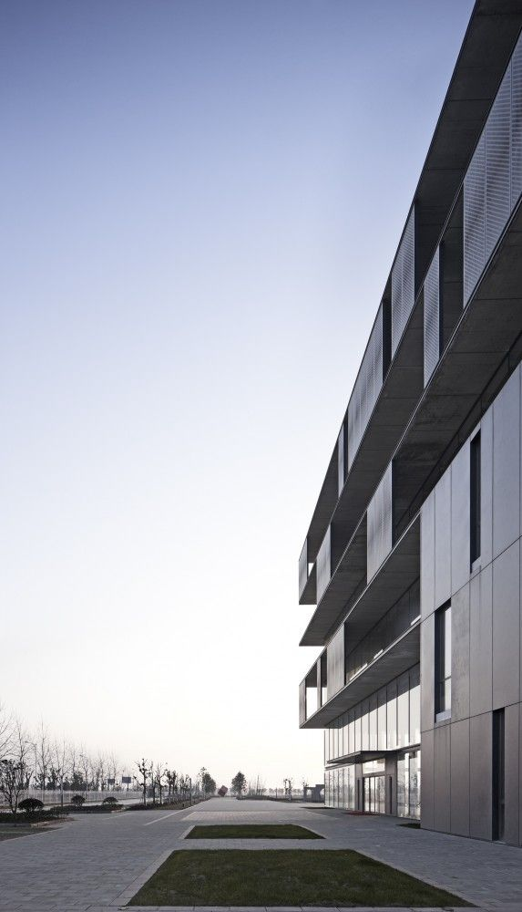 Architecture Photography: Wuxi Memsic Semiconductor Headquarter ...