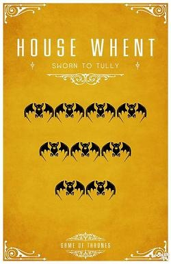 Whent ~ Sworn To Tully - Game Of Thrones - House Banners - By Thomas Gateley