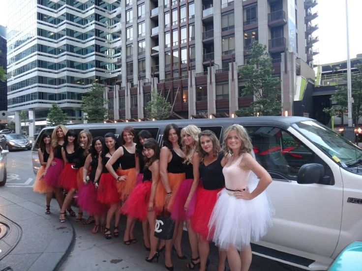My Tutu Bachelorette Party!