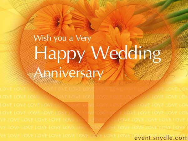 Hy Wedding Anniversary To Piedad Paul Bless You Both
