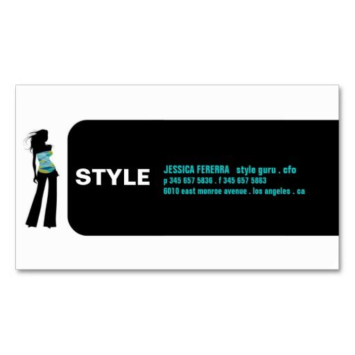 13 best card images on pinterest business cards business card clothing store business card google search reheart Gallery
