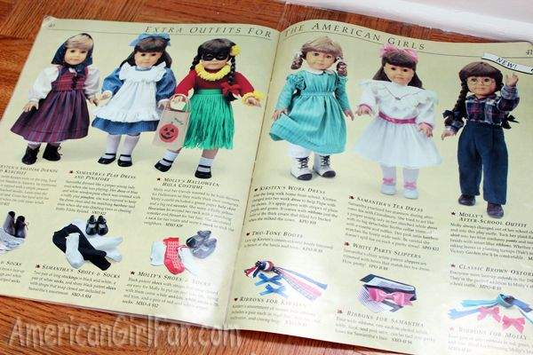 Happy Belated Birthday Molly American Girl Doll.