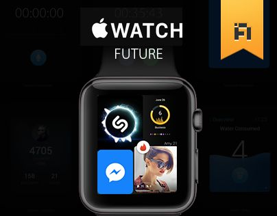 We were fascinated by the Apple Watch since they were announced. The question is: how current apps will be able to adapt to their experience. We took this question seriously and try to find experience which users can get. Obviously the main target and t…
