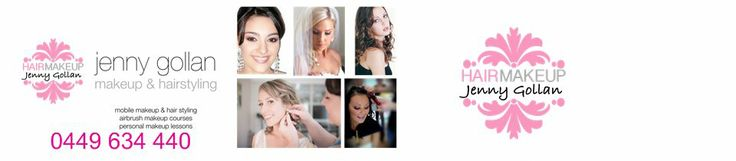 Based in the Sutherland Shire, Sydney, Award winning Makeup Artist Jenny Gollan offers a convenient and pampering MOBILE MAKEUP & HAIR STYLI...
