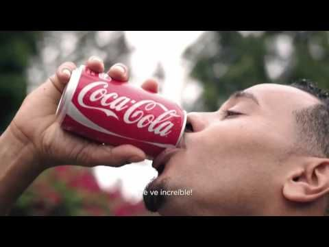 Proud to be Latino - Amazing Coca Cola video!                              …