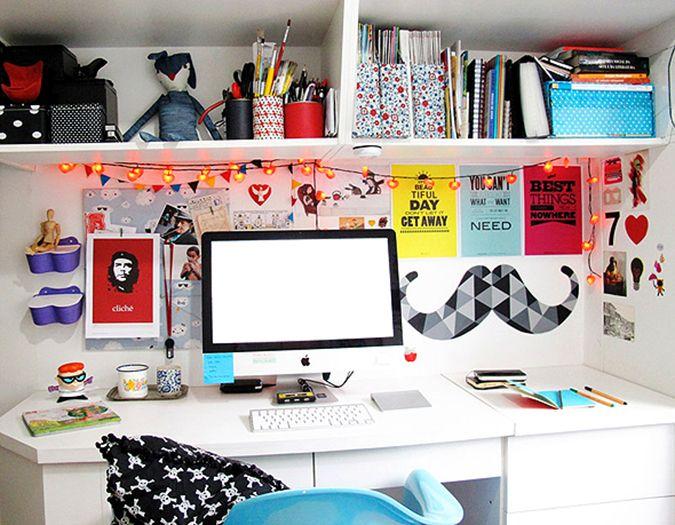 Decoração – Escrivaninhas!