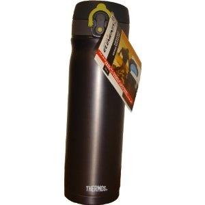 Thermos Leak Proof Stainless Steel Travel Beaker, 500 ml, Grey: Amazon.co.uk: Kitchen & Home