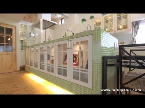 IKEAキッチンリフォーム #01|京都市 Y邸|横田満康建築研究所