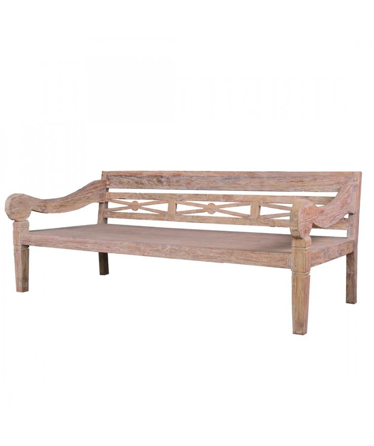 Big Bench Daybed   Outdoor Furniture - Easterly
