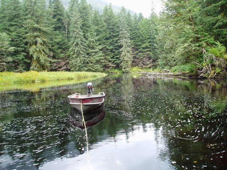 Paril River, Kitimat-Stikine area, B.C.