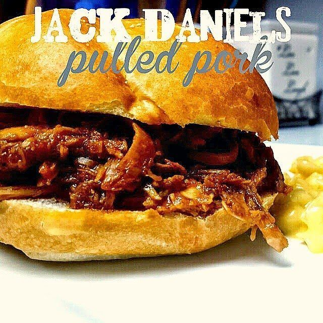 "I love that my husband likes to cook! We had our first state game tonight and I came home to a clean house and a new pulled pork recipe! Best dinner ever! I love him! Anyways, this one took a little work, fair warning! Ingredients Jack Daniels BBQ Sauce 2 Tbsp. unsalted butter 1 Tbsp. … Continue reading ""Jack Daniels Crockpot Pulled Pork"""