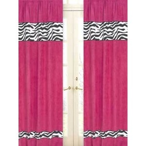 Zebra Curtains