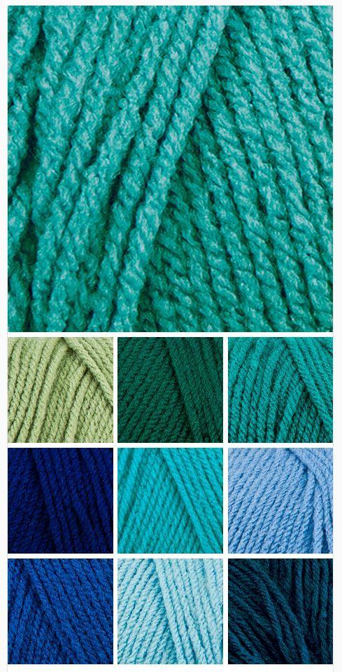 Red Heart Yarn Colors 67 best Crochet yarn c...