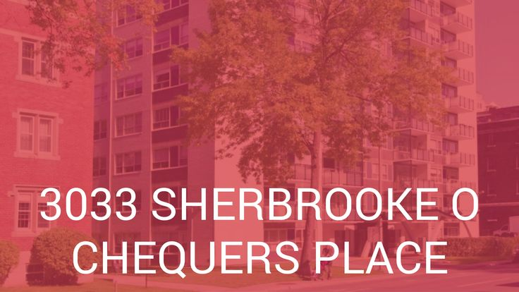 Chequers Place - Location Logements Montréal - Cromwell Management (FR)
