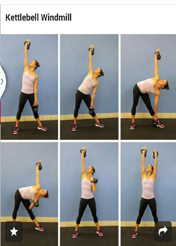 Crunchless Ab Exercises Part 1!