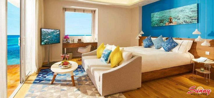 Kandima Maldives Big Photos, Book Maldives island resorts and beach hotel water villas and bungalows for your family vacations | honeymoon with best price