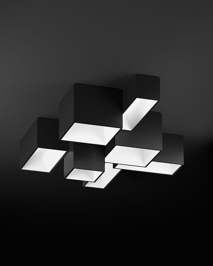 Link XXL ceiling lamp designed by Ramón Esteve. http://www.vibia.com/en/lamps/show/id/00056/ceiling_lamps_link_xxl_design_by_ramon_esteve.html?utm_source=pinterest&utm_medium=organic&utm_campaign=skylights&utm_content=link_xxl