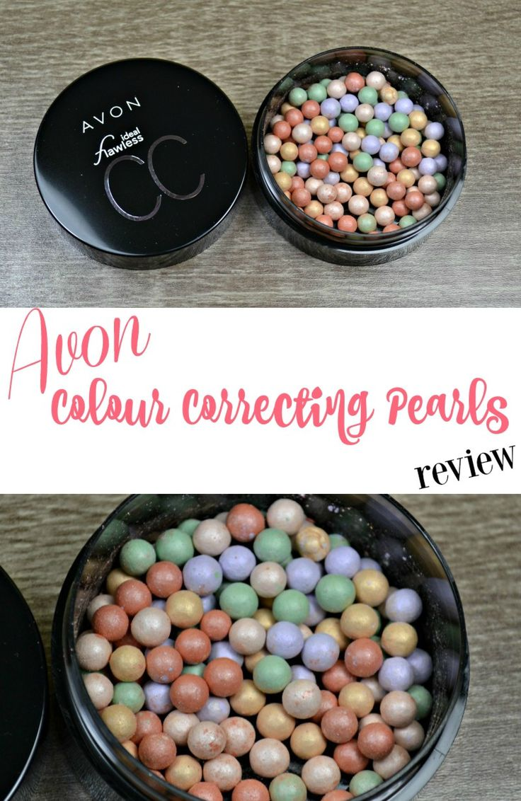 Avon Colour Correcting Pearls review via @beautybymissl  Avon Ideal Flawless CC Colour Correcting Pears help to make skin tone look more even and add nice natural glow to your skin. Read full review www.beautybymissl.com