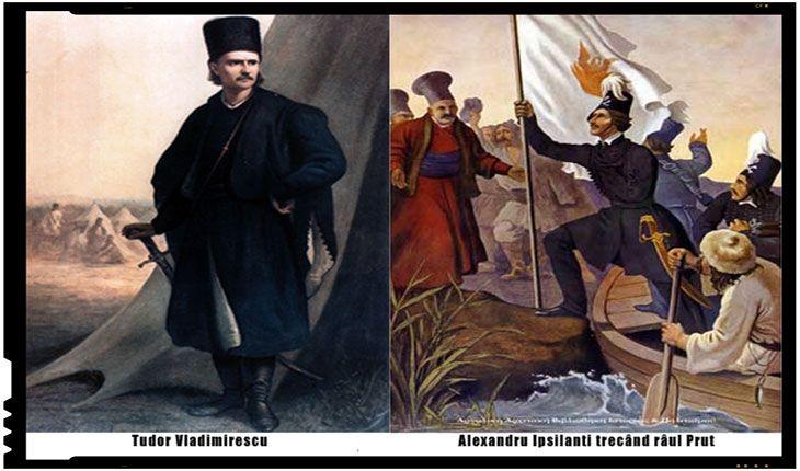 La 30 martie 1821 a avut loc intalnirea dintre Tudor Vladimirescu si Alexandru Ipsilanti. In pofida unor serioase neintelegeri intreTudor Vladimirescu, conducatorul revolutiei din Tara Romaneasca si Alexandru Ipsilanti, liderul Eteriei, cei doi lideri reusesc sa ajunga la un acord comun, prin care isi impart sferele de influenta:judetele dinspre munte trec sub autoritatea lui Ipsilanti,…