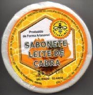 Sabonete Leite de Cabra Artesanal 90 g