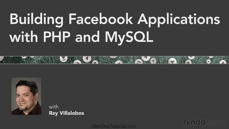 Building Facebook Applications with HTML and JavaScript Essential Training (Lynda) Free Download- Facebook application development is one of one of the most profitable and also fast-paced niches of the programming globe.