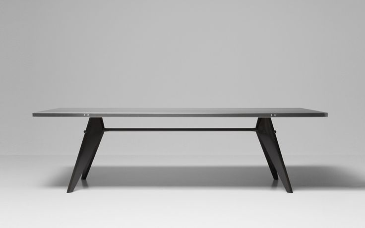 Table S.A.M. Tropique, 1950 by Jean Prouve for Vitra