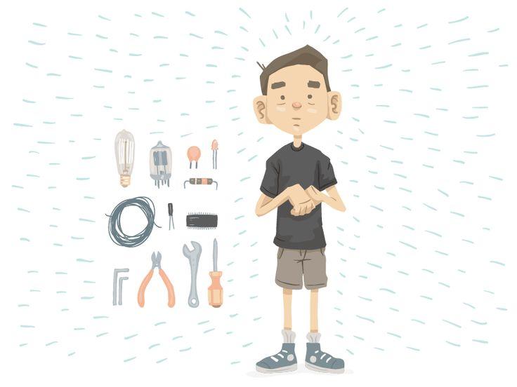 Timid Maker by Ryan Putnam