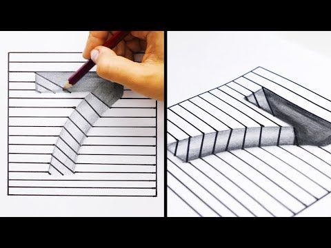 (281) 20 SIMPLE AND COOL TRICKS TO DRAW – …