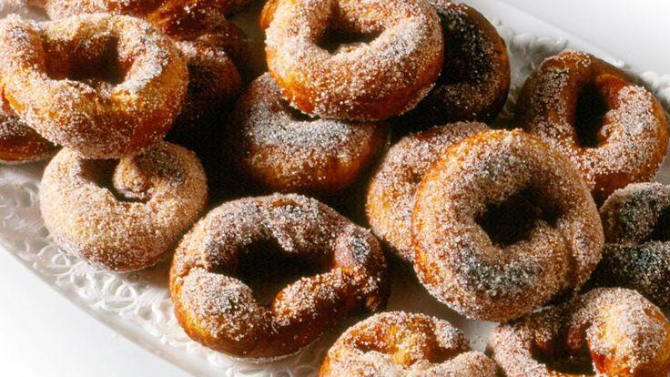 Receta de Rosquillas fritas de Semana Santa