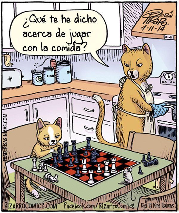 Jugar con la comida. #learn #spanish