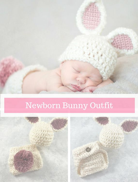 Best 25 baby easter outfit ideas on pinterest easter outfit baby girl easter outfit bunny hat newborn photo prop woodland nursery first negle Images