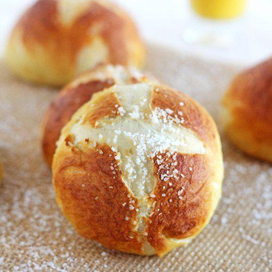 Pretzel Rolls.#recipes. #recipes