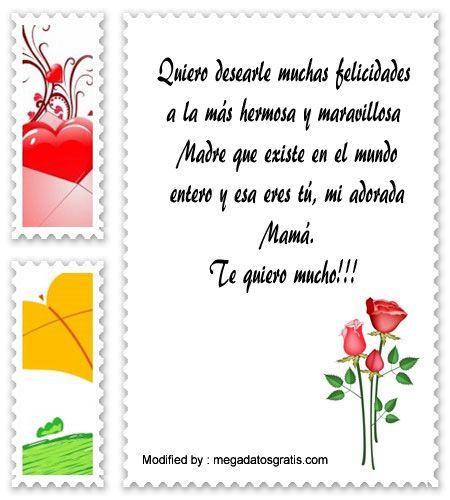 descargar imàgenes para el dia de la Madre,descargar mensajes bonitos para el dia de la Madre: http://www.megadatosgratis.com/lindos-mensajes-por-el-dia-de-la-madre/
