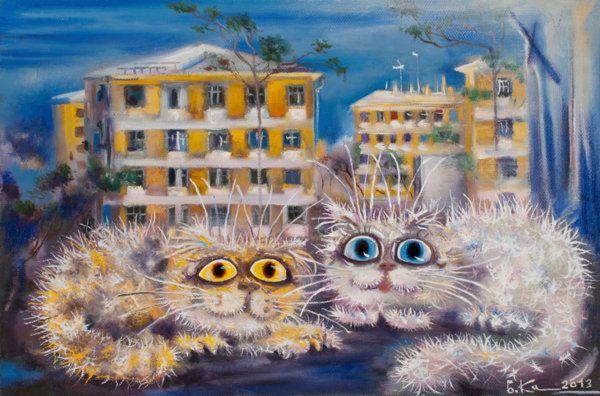 Cómo ayudar a los gatos callejeros   Nuevo país, nueva vida - Yahoo Noticias