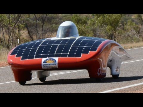 stanford solar car project racing on sunshine a documentary the kid should see