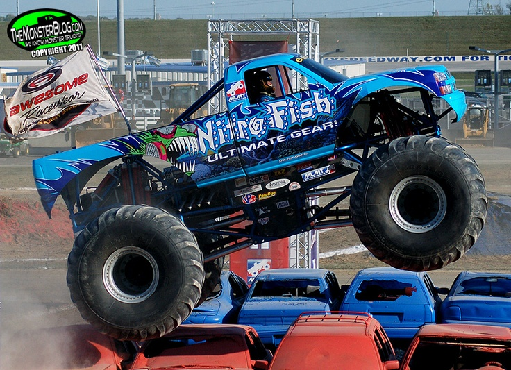 Best Big Monster Trucks Images On Pinterest Lifted Trucks