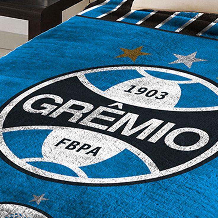 Cobertor Corttex Grêmio Solteiro Somente na FutFanatics você compra agora Cobertor Corttex Grêmio Solteiro por apenas R$ 99.90. Grêmio. Por apenas 99.90
