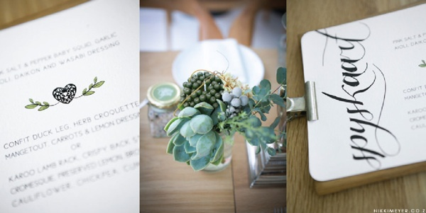 Design by www.pinkpigeon.co.za  Photography by www.nikkimeyer.co.za  Flowers & Decor by Liezel Fourie