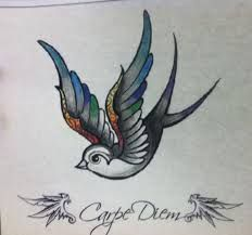 Image result for swallow bird tattoo