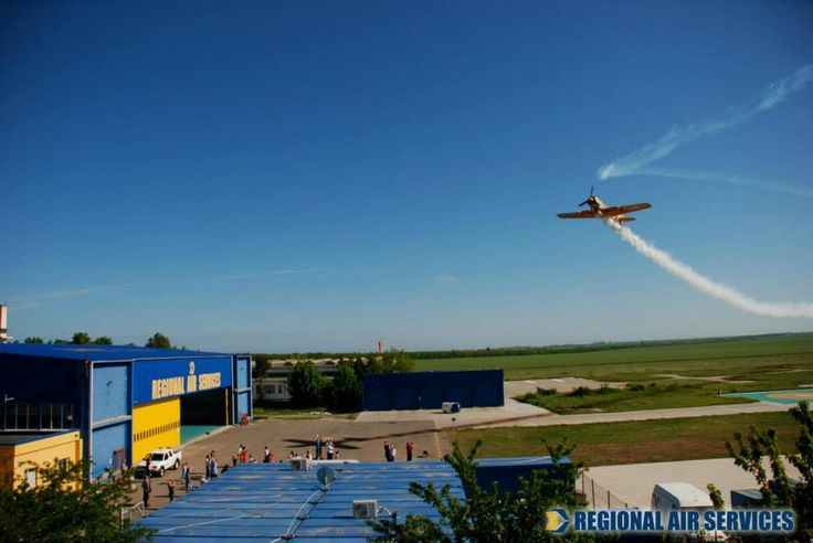 Aeroporturi din România 2016: Traficul total de mișcări aeronave
