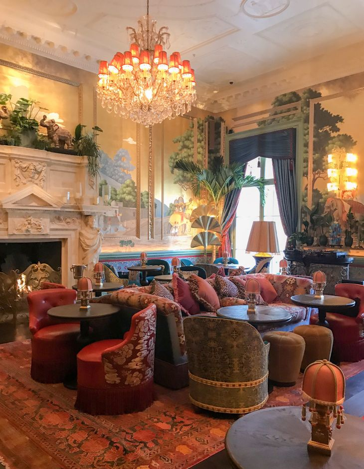 Martin Brudnizki Does Annabel S Jeffrey Harris Interiors Ideas
