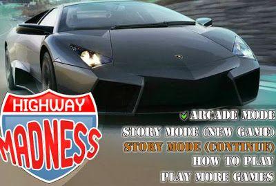 Juegos de Carros gratis Online Madness