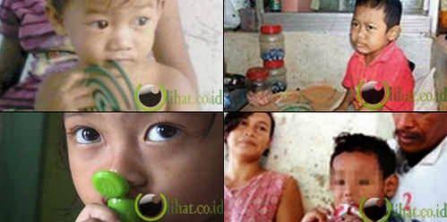 7 Anak Kecil Teraneh yang ada di Indonesia