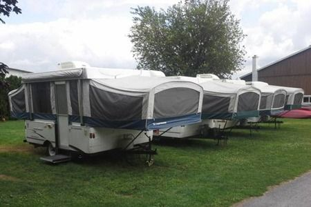Camper Rentals, Popup Camper Rentals, Pop up Camper Rentals, Hybrid Camper Rentals, RV Rentals, Pa, Pennsylvania