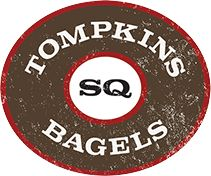 Tompkins Square Bagels NYC - Menu - Hand rolled kettle boiled bagels baked daily- they have gf !!!!!!