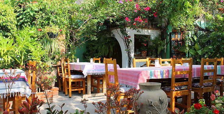 Maybe in Oaxaca| Hotel las Golondrinas