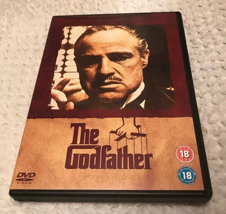 Only £1.73!! The Godfather DVD (2004) Marlon Brando Fast Free Postage