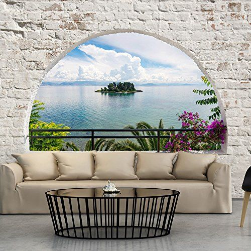 Fotomural 350x245 cm 3 tres colores a elegir papel for Papel pintado paisajes