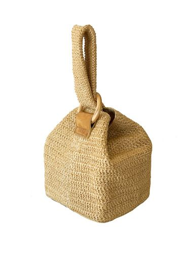 BASKET BUBBLE BAG  (왕골조직) 6.7일까지 10%할인 - jubine