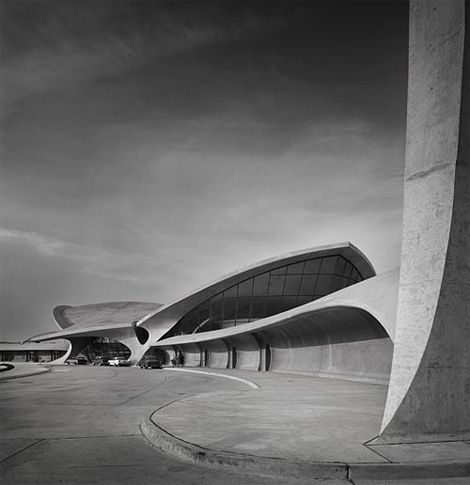 Iconic images from celebrated architectural photographer Ezra Stoller.